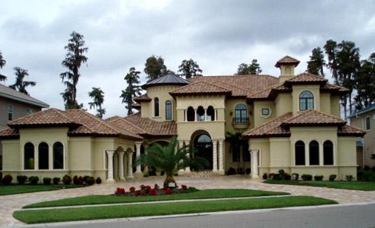 Custom built homes boger homes boger homes for Custom home plans florida